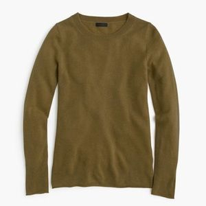J. Crew XL Italian Cashmere long sleeve t-shirt